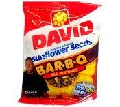 Davids BBQ Sunflower Seeds 5.75 oz bag 48 CT by DAVID Seeds (David Bbq Sunflower Seeds compare prices)
