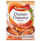 Schwartz Chicken Chasseur Recipe Mix 40G