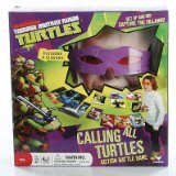 Teenage Mutant Ninja Turtles Action Battle Game Calling All Turtles