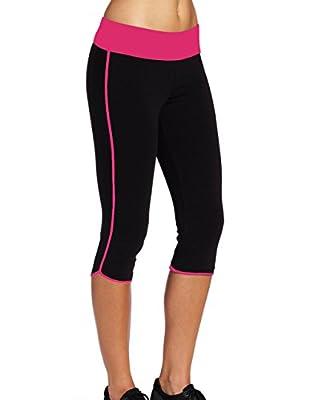 ABUSA Women's Athletic Fitness Sports Yoga Pants