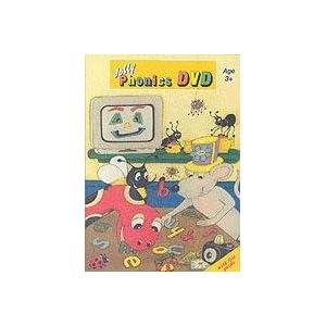 Jolly Phonics Dvd, Age 3+