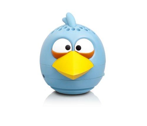 Gear4 Angry Birds Classic Mini Speaker, Blue Bird (PG780G)