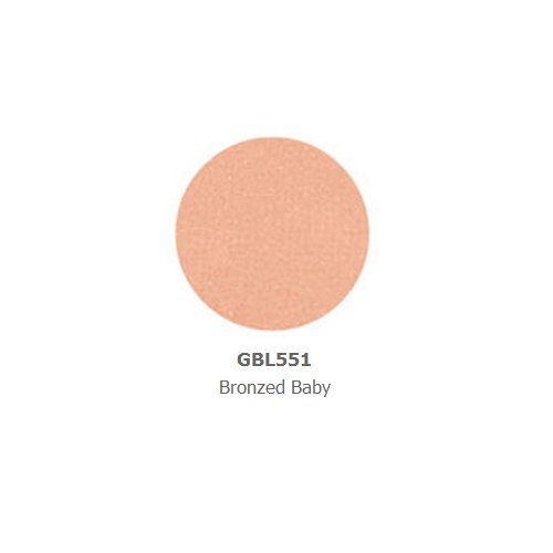 (6 Pack) L.A. GIRL Illuminating Blush - Bronzed Baby (DC)