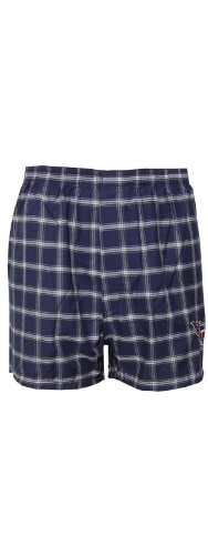 Tennessee Titans NFL Plaid Boxer (Small) at Amazon.com