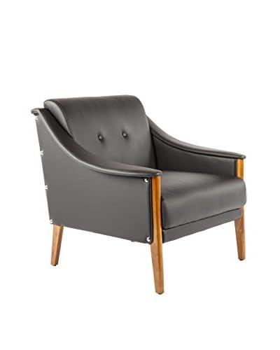Control Brand Cadiz Lounge Chair, Black