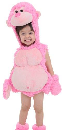 [Gemma the Gorilla Costume - Baby 12-18] (Baby Gorilla Costumes)