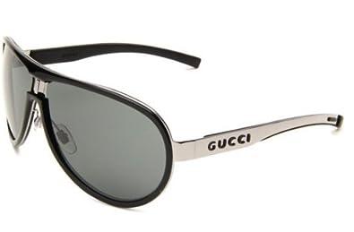 Gucci Gucci 1566 S Aviator Sunglasses by Gucci
