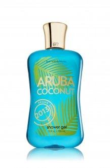 Bath & Bodyworks バス&ボディワークス Aruba Coconut アルバココナッツ Signature Collection シグネチャーコレクション Shower Gel シャワージェル 0667531741972