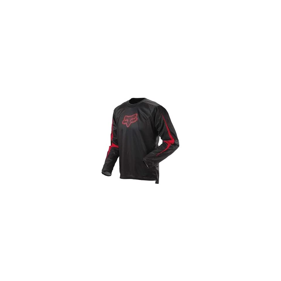 Fox Racing Shortcut Jersey   Small/Red/Black Explore