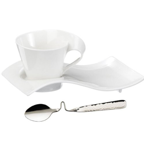 villeroy-boch-new-wave-10-2484-8826-cappuccino-set-2-cappuccino-cups-saucers-and-teaspoons-6-pieces