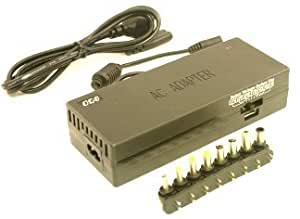 Universal Power Supply Adapter 120W - 12V to 24V 1 up to 8 Amp max.