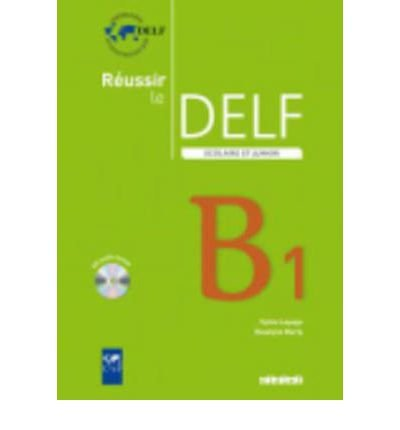 DELF B1 Y CD SCOLAIRE ET JUNIOR