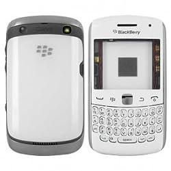 GenericBlackBerry 9360 Full Body Housing Panel - White