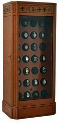 The Bergamo 28 - Watch Winder for Twenty-eight Watches By Orbita