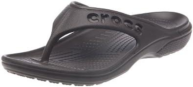 Crocs Baya Flip - Espresso - Size 4