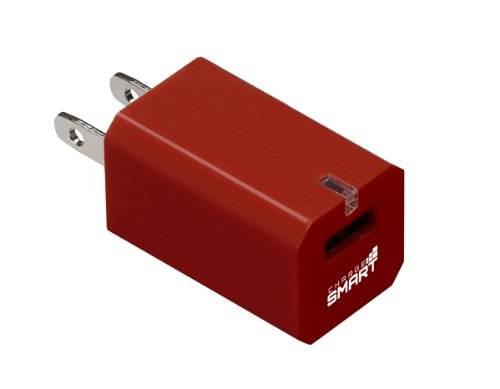 Bussmann Umc06 Chargesmart Universal Mobile Charger, Red Tulip