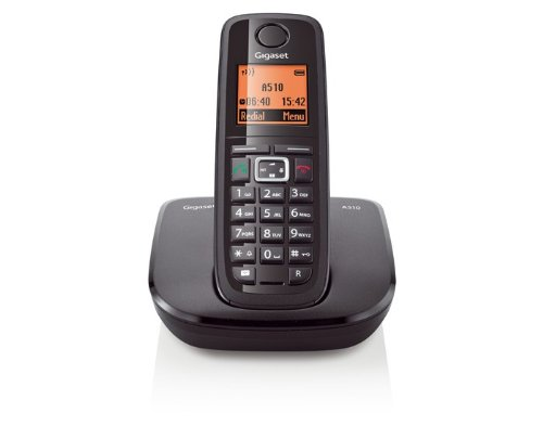 Gigaset A510A Single DECT Cordless Phone - Black Reviews