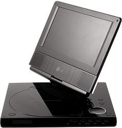 Lg Dp771 7-Inch Portable Dvd Player