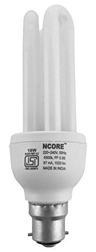 Ncore-18W-B22-CFL-Bulb-(Cool-Day-Light)