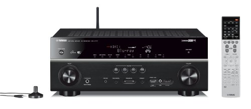 Yamaha RX-V777BT 7.2-channel Wi-Fi Network AV Receiver with AirPlay & Bluetooth (Wifi Direct Audio Receiver compare prices)
