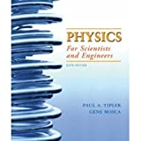 img - for Physics Textbook Physics for Scientists and Engineers (Hardcover, 6 edition, 2007 Version) book / textbook / text book