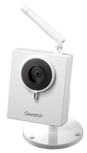 I-O DATA 有線/無線LAN対応ネットワークカメラ「Qwatch」 TS-WLCAM