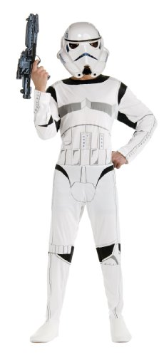 Adult Stormtrooper Costume W Mask Adult Star Wars Costume 888571