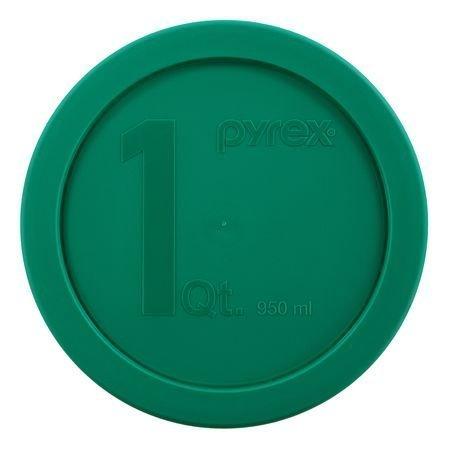 Pyrex - Green 1 Quart Mixing Bowl Lid (Pyrex 1 Quart Lid compare prices)