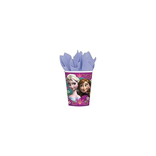 Disney Frozen Paper Cups 9oz, 8ct - 1