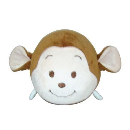 Shu Shu Monkey (Bun Bun) 7 Inches - Stuffed Animal by Bun Bun (03137) - 1