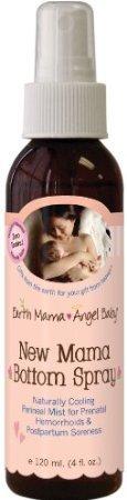 Earth Mama Angel Baby Bottom Spray - 4 Oz.