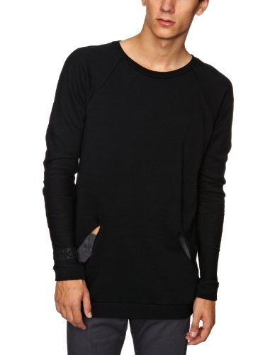 Trikki Primal Men's Jumper  Black Medium