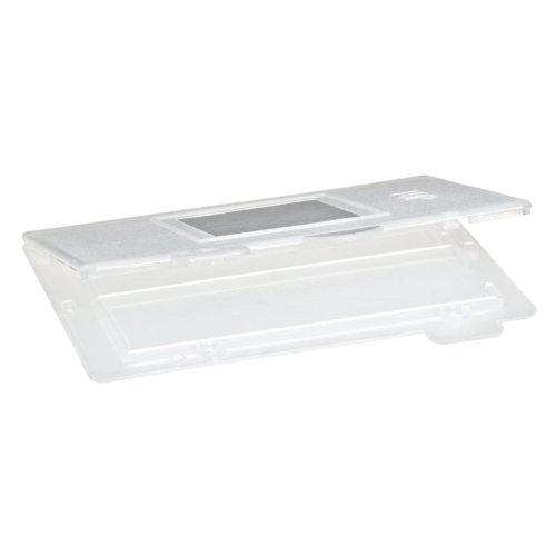 Dyn-A-Med 62701 Plastic Microscope Slide Transporter, 2 Slide (Case Of 200)