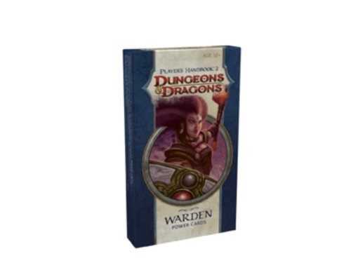 Player'S Handbook 2 - Warden Power Cards: A 4Th Edition D&D Accessory