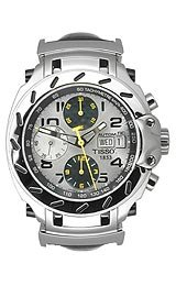 Tissot Men's T0114141603200 T-Race Chronograph Watch