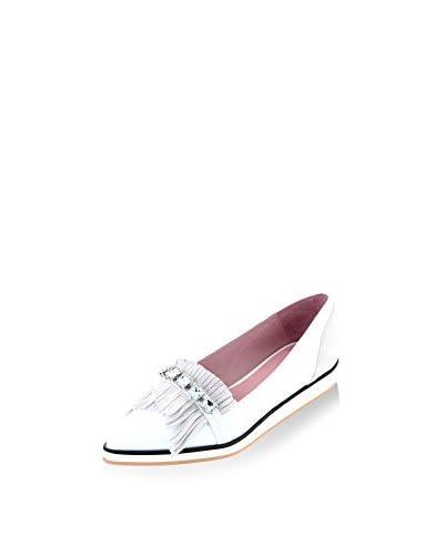 Las Lolas Zapatos Ls0535 Blanco