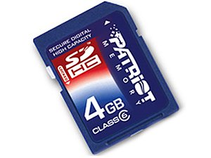 SD HC CARD 4GB MEMORY FOR CANON DIGITAL CAMERA A630