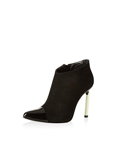 Annarita N Zapatos abotinados