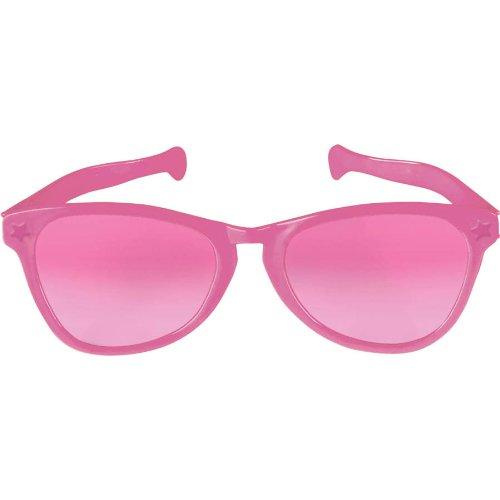 Pink Jumbo Sunglasses