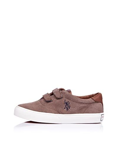 US Polo Assn. Zapatillas Velcro Negro
