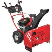 Troy-Bilt 26in. Electric-Start Snow Thrower - 243cc 4-Cycle Engine Model# 31AM66P3766