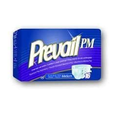 """Prevail PM Extended Wear Adult Briefs - Large - 45""""-58"""" - Case of 72"""