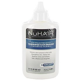 Discount NuHair Thinning Hair Serum, for Men & Women, 3.1-Ounce Bottle
