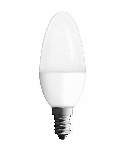 Osram lampadina led star classic b e14 bli plastica for Lampadine watt