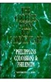 Philippians, Colossians, and Philemon (College Press Niv Commentary) (College Press Niv Commentary) (College Press Niv Commentary) (College Press Niv Commentary) (College Press Niv Commentary)