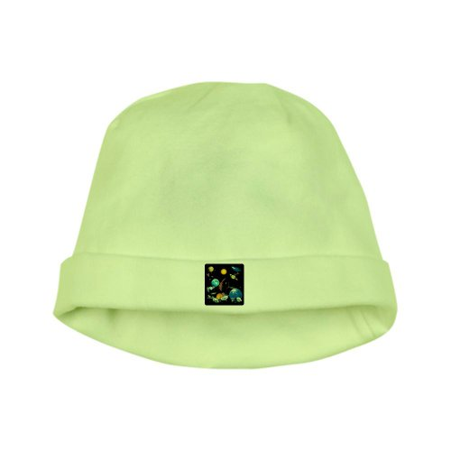 Artsmith, Inc. Baby Hat Solar System And Asteroids - Kiwi