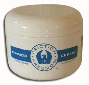 Chamois Cream by Friction Freedom