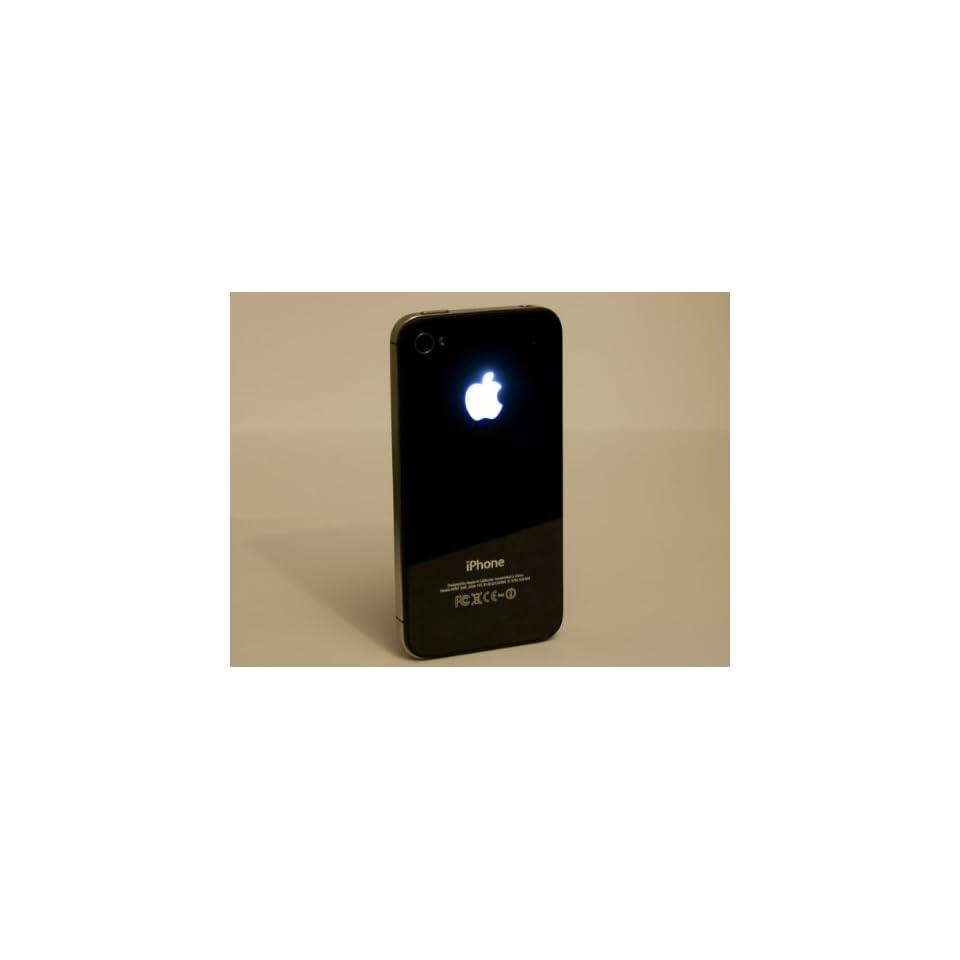 iPhone Luminescent LED Light Mod Kit Glowing Logo for