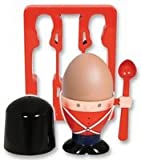UNBRANDED - PP0210 - SOLDIER EGG CUP AND TOAST CUTTER