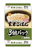 マルちゃん 玄米100% 玄米ごはん 160g 24食入